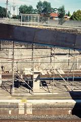 438-27 1995-03-31 Waterfall ramp repairs (gunzel412) Tags: geotagged waterfall australia newsouthwales aus geo:lat=3413493908 geo:lon=15099476337