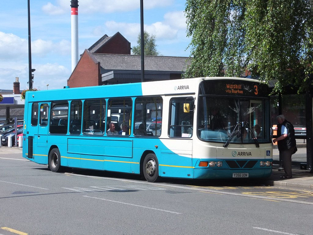 The world 39 s most recently posted photos of 2716 and arriva for Garage daf tours