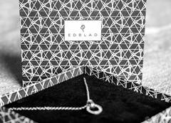 Edblad 26Jul16 2 (Helen Mulvey) Tags: jewellery necklace rose gold black white monochrome depth field nikon d5100 still life edblad