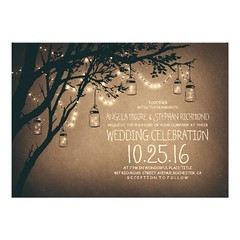 (string of lights mason jars vintage wedding card) #Barn, #Branches, #Brown, #CountryWedding, #Dreamy, #Farm, #FirefliesMasonJars, #GardenWedding, #HangingMasonJars, #Jar, #LanternsWedding, #LightsMasonJars, #Mason, #MasonJarLightingWedding, #MasonJarWedd (CustomWeddingInvitations) Tags: string lights mason jars vintage wedding card barn branches brown countrywedding dreamy farm firefliesmasonjars gardenwedding hangingmasonjars jar lanternswedding lightsmasonjars masonjarlightingwedding masonjarwedding modern old outdoorwedding park ranch romantic rustic rusticwedding stringlightswedding tree twinklelightsmasonjars twinklelightsweddings whimsical is available custom unique invitations store httpwwwzazzlecomstringoflightsmasonjarsvintageweddingcard161203564085854576rf238062003443194985 weddinginvitation weddinginvitations
