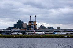 London City Airport (jb tuohy) Tags: londoncity airport travel aviation lcy eglc transportation