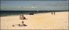 Bribie Beach on a Winter's day-1= (Sheba_Also 11,000,000 + Views) Tags: bribie beach winters day