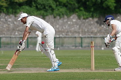 St. Peters CC, Brighton  2nd XI vs East Dean & Friston CC - 1st XI - Saturday 23 July 2016 (Brighthelmstone10) Tags: stpeterscricketclub stpeters cricket cricketclub cricketground prestonpark sussex eastsussex brighton wicket bat batsman batting batted bowl bowler bowled bowling wicketkeeper eastdeanfriston eastdeanfristoncricketclub pentax pentaxdfa150450mm pentaxk3ii