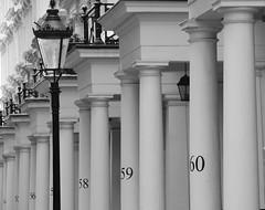 Knightsbridge Numbers (rivermanTP) Tags: london knightsbridge numbers numerals