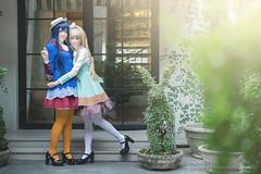 Love Live! (Tumeatcat) Tags: anime cosplay portrait lovelive kotori umi nikon d800