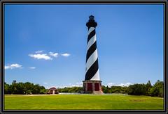 Cape Hatteras (Rick-Willis) Tags: adobelightroom horizontal ononesoftware usa northcarolina