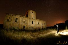 Un toque de luz (jrandet) Tags: jrandet nightphotography longexposure creativephotography stars