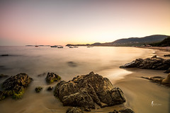 Le silence est d'or (pierrelouis.boniface) Tags: sunset sun soleil long exposure plage beach canon