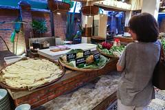 Vy's Market Restaurant, Hoi An (EvanGilder) Tags: danielle people travel vietnam hoian buddhism unesco temple