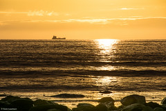 Alnes sunset (NikonStone (on and off)) Tags: tanker alnes norway nwn nikon d7100