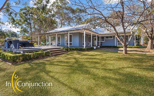 116 Cattai Ridge Road, Glenorie NSW