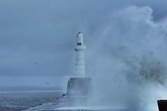 (wolfskin17) Tags: northsea stormy autumn waves tory breakwater scotland aberdeen
