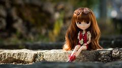 Light in the hair~ (MintyP.) Tags: pullip doll shinku kotori wig obitsu custo mintyp minty photography nex 6 sony jun planning