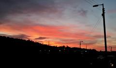Autumn Sunrise (Michelle O'Connell Photography) Tags: drumchapel glasgow scotland summerhillroad drumchapelglasgow autumn sunrise autumnsunrise drumchapellifesofar michelleoconnellphotography