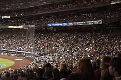 The crowd at Safeco Field. (Ivo M. Vermeulen) Tags: fujifilmxpro1 ivomvermeulen safecofield seattle stadium wa xpro1