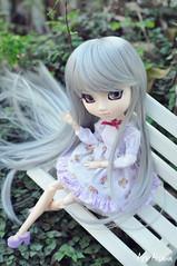 Yuki (Au Aizawa) Tags: pullip rozenmaiden suigintou japanese fashion doll handmade outfit clothes