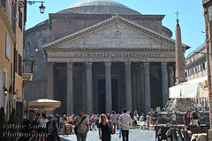Roman holiday 2016 (Mike Snell Photography) Tags: pantheon rome italy romantemple temple church marcusagrippa augustus hadrian