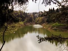 il lago di Pianfei (fotomie2009 OFF) Tags: lago pianfei lake piemonte italy italia piedmont lac cuneo water acqua