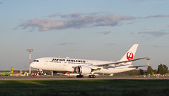 JA845J Boeing 787-8 Japan Airlines (ssajiji) Tags: boeing boeing787 canon canon70200 canon70200f4l canon7d dme domodedovo dreamliner ja845j jal japanairlines moscow russia spotting uudd air aircraft airliner airplane canoneos7d jet plane vehicle