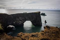 Dyrhólaey (Iceland) (Algol69) Tags: iceland islanda vik summer promontorio promontory