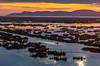 Lago Titicaca (Macarena V) Tags: sunset atardecer orange naranja titicaca lago lake puno peru hotel libertador