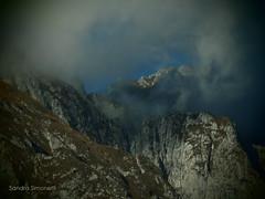 Concarena di nuvole (sandra_simonetti88) Tags: concarena nuvole clouds cloud misty mist mountain mountains wild wildness intothewild valcamonica vallecamonica cielo sky italia italy lombardy lombardia lozio alpinismo hiking