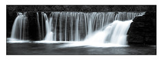 Natural Dam (Terry L. Olsen) Tags: water waterfall naturaldam 35mmcolorslide film arkansas ozarknationalforest crawfordcounty