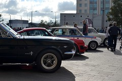 2016-10-02: Take Your Pick (psyxjaw) Tags: london londonist vintage festival classic car boot sale classiccar kingscross shopping lewiscubitsquare vehicle drive