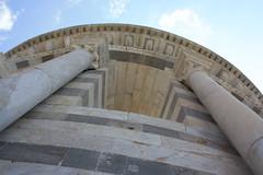 Piazza dei Miracoli # 14 Campanile (leaning tower) - Pisa, Tuscany, Italy 2016 (Moocha) Tags: piazza dei miracoli campanile leaning tower pisa tuscany italy western religion faith worship bell