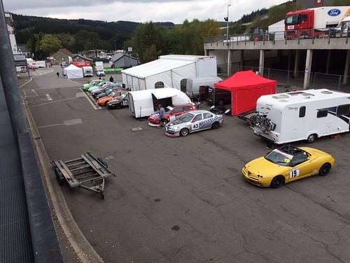 Scuderia Alfa Classico - Circuit de Spa-Francorchamps
