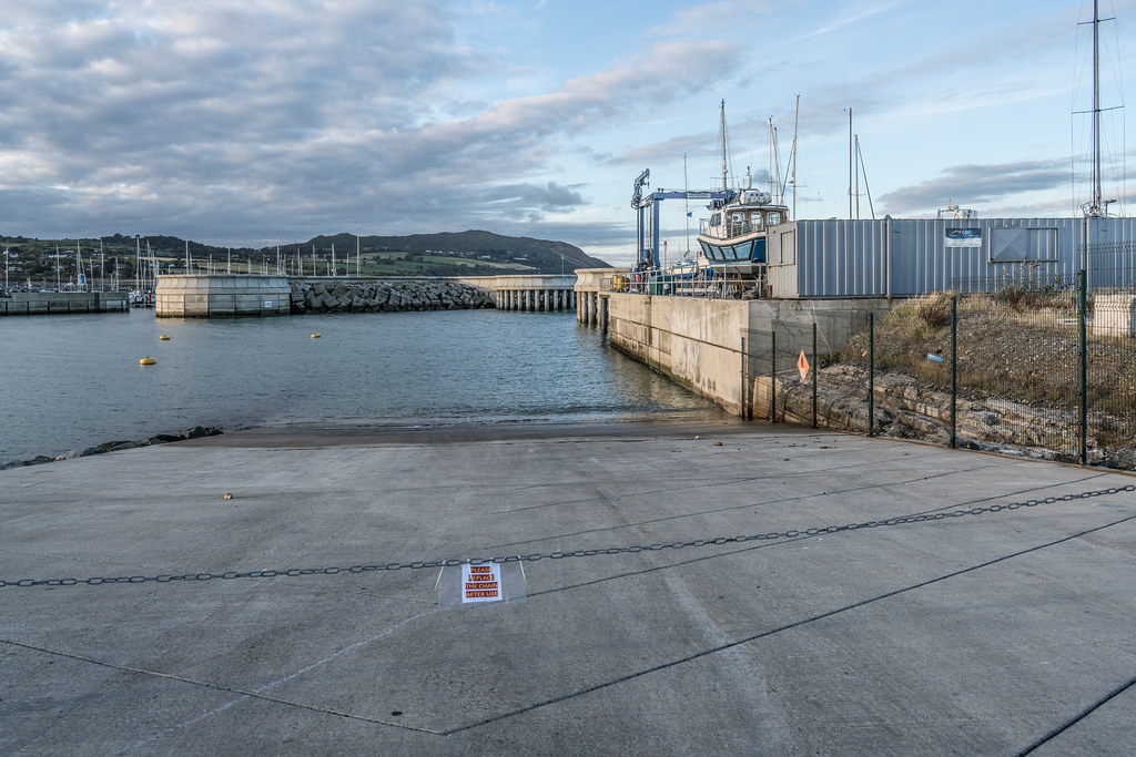 GREYSTONES HARBOUR AREA [COUNTY WICKLOW]-122037