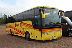 Eagle, Bristol YJ08 EGC, VDL SB in Cheltenham (majorcatransport) Tags: bristolbuses eaglebristol vanhool vdl vdlsb4000 cheltenham