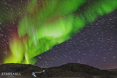 tye-sh2016c-co-jcc-290816-fletanes-059 (StarryEarth) Tags: startrails estrellas aurora boreal borealis storm tormenta geomagnetic geomagntica sol sun greenland groenlandia qaleraliq