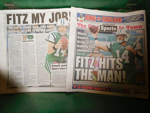 Fitz is back in for the Jets