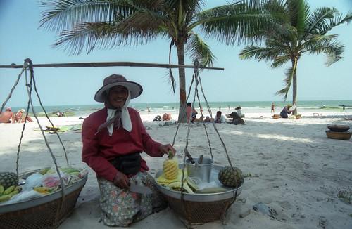 Beach Vendor