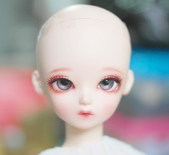 Make-up (Epel_) Tags: bjd bluefairy