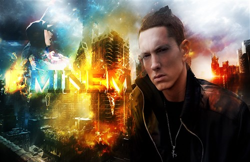 High Quality Photo of Eminem American Popular Celebrity | HD Wallpapers