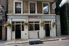 London 28 Aug 2014 (Brokentaco) Tags: london pub publichouse building beer pint