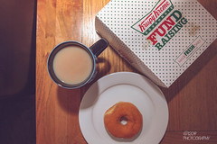 Krispy Kreme & Tea (Ashey1209) Tags: food hot table tea drink box doughnuts fundraising krispy kreme