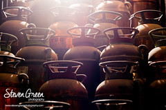 Extinguish (Steven Green Photography) Tags: metal handle mechanical object halo indoor safety cylinder backlit extinguisher prevention rimlight stevengreen fureextinguisher
