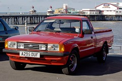 Ford P100 (Lazenby43) Tags: cortina pickup sierra forddayblackpool