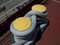 (mestes76) Tags: minnesota ships rope duluth williamairvin 070414 shiptours
