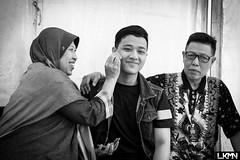 Melody Maker (Lukman Anugerah Mirda) Tags: metal canon indonesia photography eos punk stage crowd jazz pop best jakarta 7d moment journalism 2014 lkmn