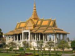 Wat Preah Keo Morokat Phnom Penh