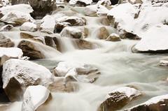 Bach 7 (d.grissemann) Tags: schnee snow ice stone creek river frozen wasser bach eis stein wather gefroren