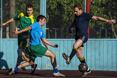 *** (Artur (RUS) Potosi) Tags: soccer football 2009 footballer guy man sport outdoor sports