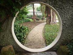 Garden of Eden (m_artijn) Tags: guangzhou china garden gate entrance eden 中国 广州 公园 湖 广东 门 园 liuhua 流花