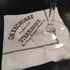 Eatery Napkin (LarryJay99 ) Tags: reflection glass circle table restaurant cafe stem availablelight napkin photostream eatery ilobsterit iphone6plus iphone6plusbackcamera415mmf22
