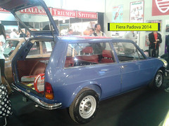 Alfaromeo Alfasud Giardinetta (Autogiacomo03 (Giacomo e Massimo)) Tags: alfa romeo alfaromeo alfasud giardinetta fierapadova2014
