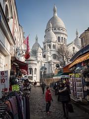 Sacr-Cur, Montmartre (D. L. Drummond) Tags: montmartre coeur sacre